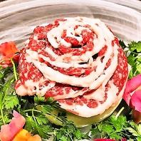 ■記念日やお誕生日に!「豪華肉ケーキ」をプレゼント★