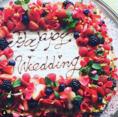 当店自慢のウェディングケーキをオーダーできます!結婚式二次会にもご利用いただける、広々としたデザイナーズスペースになっております。ご予算や人数に合わせてご提案させていただきますので、お気軽にお問合せください♪その他にも各種パーティにご利用いただけます★