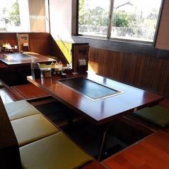 お好み焼きは ここやねん 近江八幡店の雰囲気3
