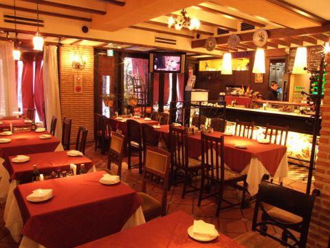 赤坂見附駅すぐ近くのスペイン料理店!デート、友達、接待に。美味しいパエリア!