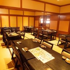 どんさん亭 新宿郷屋敷店 海鮮居酒屋の雰囲気1