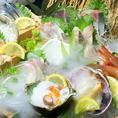 【オススメ2】素材にこだわった手作りの料理が絶品!手作りだからこそ旨くて安い!焼き鳥は備長炭&朝引き地鶏・魚は毎日市場より仕入れ!と全てのこだわりあり。