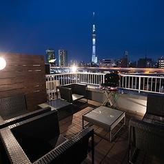 浅草AQUA TERRACE BBQ&レンタルスペースの写真