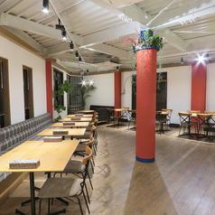 丹波立杭 YAMATO cafe ヤマトカフェ 西宮店の雰囲気1