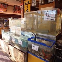 どんさん亭 新宿郷屋敷店 海鮮居酒屋の雰囲気3