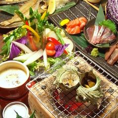 日本酒と藁焼きと炭火焼 がぶりのおすすめ料理1