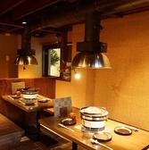 北海道ジンギスカン 羊肉専門店 七桃星 なもせの雰囲気2