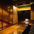 ◆宴会個室◆掘りごたつの個室席は最大16名様までご案内できます!最大16名様までお座りいただける個室掘りごたつ席は、うゆったりとお寛ぎ頂ける個室空間です。会社でのご宴会や、サークルの集まりなどに◎幹事様必見のお得な特典も用意しております☆最大40名様まで対応可能!お気軽にお問い合わせください♪