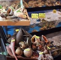 Fish Manの貝が旨い