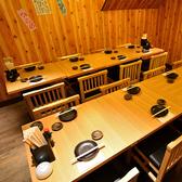 【2F】中人数でも利用可能な16名様までの個室