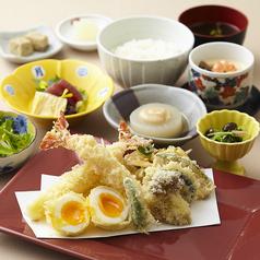 天ぷら懐石