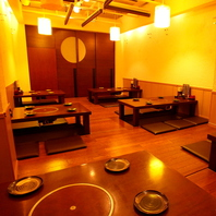 フロア貸切もOK【最大40名様まで個室】梅田 肉の寿司