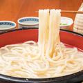 料理メニュー写真〆の讃岐たらい ◆釜揚げ・冷やしどちらでもどうぞ