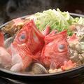 料理メニュー写真海鮮きんきちゃんこ鍋