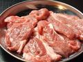 料理メニュー写真【1日限定10皿】上ラムロース