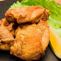 道産鶏のザンギ 4個