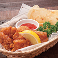 料理メニュー写真チキン&チップス