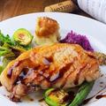 料理メニュー写真国産豚ロースステーキ
