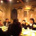 上司も大満足の宴会といったら…串゛ら 駅前店でキマリ!