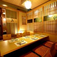 【全席完全個室】船橋駅から徒歩2分の個室居酒屋です♪