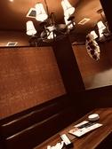 ボルドーソファー&モダンクラシック個室 6名席★