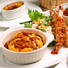 洋食レストランロッキーのコース写真