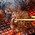 料理メニュー写真厚切り牛タン炙り焼