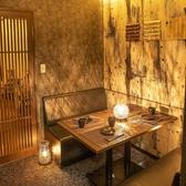 海鮮と焼鳥 個室ダイニング 煙 kemuriの雰囲気2