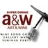 アート&ワイン ART&WINEのロゴ