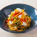 料理メニュー写真3種のベジ・ヌードルの冷菜