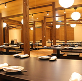 海鮮と産地鶏の炭火焼き うお鶏 掛川店の雰囲気3