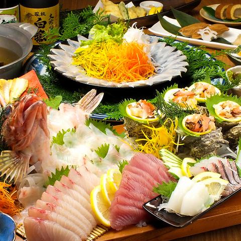 長崎県対馬の玄界灘、日本海の鮮魚が魅力!!