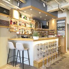 Cafe&SHISHA BAR oranger 表参道の写真