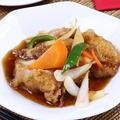 料理メニュー写真鶏の甘酢