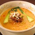 料理メニュー写真タンタン麺