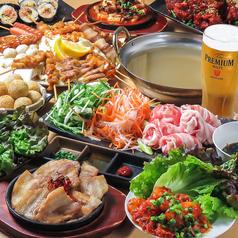 食べ飲み放題 まんぷく 小倉駅前店の写真