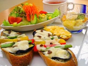 カフェミルキーのおすすめ料理1