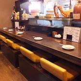 旬肴・魚河岸料理と串揚げの店 たくみの雰囲気2