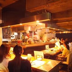 汁べゑ シルベエ チョップスティックカフェ chopstick cafe 金沢片町店の雰囲気1