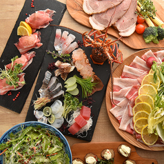 肉バル個室居酒屋 NIKUHOUDAI 柏店の写真