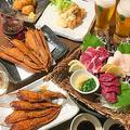 料理メニュー写真九州名物が勢揃い!!