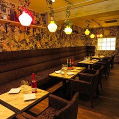 青山カフェの雰囲気1