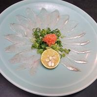 岡山の地元食材を豊富にご用意!単品、コースで堪能!
