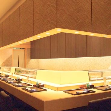 鮨 ほり川 池袋ホテルメトロポリタン店の雰囲気1
