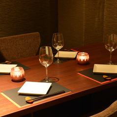 4~6名様用のテーブル個室