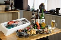 天ぷらマーケット がじまるの写真
