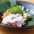 料理メニュー写真北海道産タコブツ