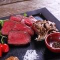 料理メニュー写真上越 くびき牛の炭火ロースト