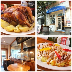 Rotisserie Chicken ALZE 六本木店の写真