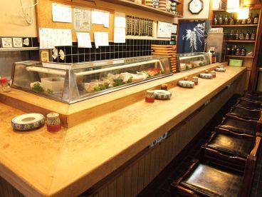 寿司長の雰囲気1